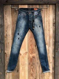 Cars Jeans, Aron, Blue damaged
