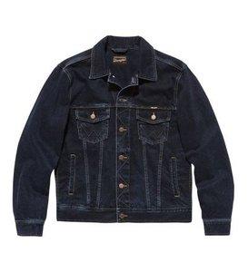 Wrangler Classic Jacket, Blue black